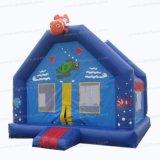 Children&acutesの膨脹可能な警備員の城(DNL-E-027)
