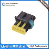 Разъем для автоматического электрические провода кислородного датчика 444046-1