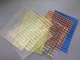 het c-Glas van 6*6mm Netwerk van de Glasvezel van het Garen het alkali-Bestand voor Waterdicht Dak