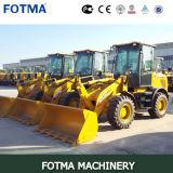 5 de XCMG Lw500f toneladas de carregador da roda