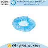Protezione rotonda non tessuta a gettare dell'infermiera per uso chirurgico e medico