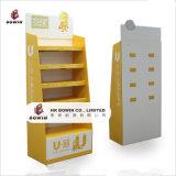 Carton Promotioanl Potato Chip Support d'affichage