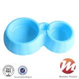 Выполненная на заказ прочная пластичная двойная впрыска пластмассы шара любимчика