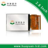 "Ecrã táctil TFT de 2,8"" LCD para máquina de presenças"