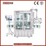 Máquina que capsula del seguimiento automático con la función del PLC