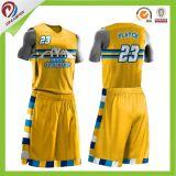 주문 클럽 팀 로고 판매를 위한 새로운 디자인 농구 Jerseys