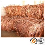 Desecho de alambre de cobre Millberry Copper Wire Scrap 99.99%