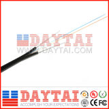 FTTH Drop Cable FRP Optic Fiber Cable Gjxfh 1, 2, 4core