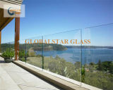 Покрашенные PVB добавляют стекло ясной безопасности стекла поплавка прокатанное