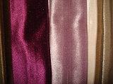 Het Fluweel van het Tricot van de Fonkeling van de polyester