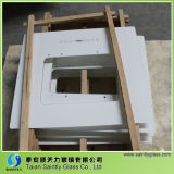 Comité van het Glas van de Vlotter van 4mm/5mm/6mm het Witte Aangemaakte Duidelijke voor Afzuigkap/de Kap van het Kooktoestel