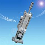 モデル : Jlcd ストローク可変空気油圧式加圧シリンダ