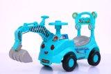 장난감에 중국 아기 아이 장난감 인부 전차 트럭 불도저 탐