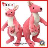 Animais Taxidermizados Plush Aniaml recheadas de canguru recheadas de canguru