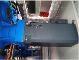 Vier Station Bilden-Locher-Schneiden-Stapeln PlastikThermoforming Maschine mit Gerät