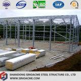 Sinoacme edificio de la estructura de bastidor de acero prefabricados