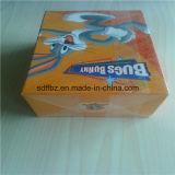 Embaladora del rectángulo de la mascarilla del celofán cosmético automático lleno del rectángulo