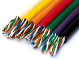 CAT6 Blinded Solid Bulk Cable (F / UTP) PVC 1000FT