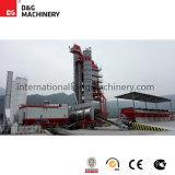 Equipo de planta de procesamiento por lotes por lotes caliente del asfalto de 400 t/h para la venta