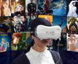 Jogo/filme do cartão de Google do capacete dos vidros da realidade virtual 3D do caso de Vr da versão da caixa 2.0 de Vr da alta qualidade para 3.5-6.0 polegadas Smartphone