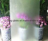 o ácido do bronze de 6mm (Brown) gravou vidro de vidro/geado com preço favorável