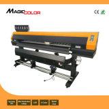 máquina do plotador de Digitas do Eco-Solvente da alta velocidade de 7.5FT com Epson Dx10 para a lona