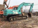 Máquina escavadora hidráulica usada original de Japão Kobelco Sk200-8 para a venda (2009)