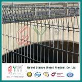 熱い浸された電流を通されたBrcによって溶接される金網の塀またはBrcの金網