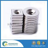 Forte magnete permanente del neodimio con qualità eccellente di RoHS