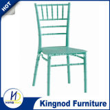 Cheap Stacking Plastic Hotel Restaurant Banquet Wedding Chaise Tiffany Chiavari