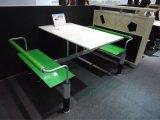 Таблица столовой дешевого высокого качества стальная деревянная