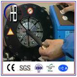 Plooiende Machine van de Slang van de Hand P20HP van Ce UL de Hydraulische Rubber