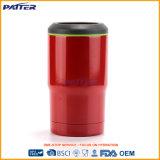 Vacío modificado para requisitos particulares del acero inoxidable de los vasos del color del nuevo producto aislado