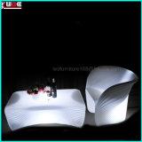 Sofá Sofá de los eventos de ocio de LED LED se encienden silla sofá LED iluminado muebles Bar Club