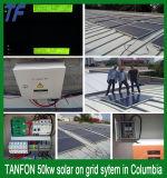 Installeer Steun 5kw 10kw de Opslag van de Batterij van het Systeem van de ZonneMacht/het Systeem van de Zonne-energie Uw Eigen Huis bouwt