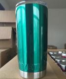 20 [أز] [يتي] [رمبلر] برميل دوّار مسحوق يكسى حارّة/باردة [كفّ موغ] فنجان