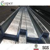 Strato galvanizzato metallo d'acciaio ricoperto zinco della piattaforma di pavimento