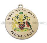 De in het groot Medaille van het Metaal voor de Club van de Voetbal