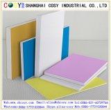 Plateau en mousse PS coloré de 3 mm avec haute qualité pour impression et publicité extérieure