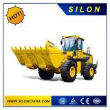 Lader van het Wiel van 6 Ton van China de Nieuwe (Lw600k)