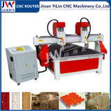 1325 2 Spindles Woodworking CNC Router for Wood Advertizing Stone