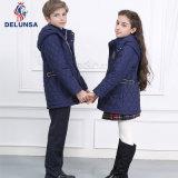 China fabricación uniforme escolar de invierno