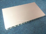 Acabado anodizado el aluminio paneles de panal.