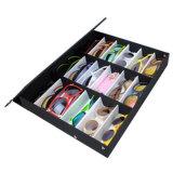 Brille-Bildschirmanzeige-Tellersegment und Schaukarton Eyewear Bildschirmanzeige-Behälter (X040)