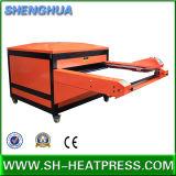 Máquina hidráulica de la prensa del calor del formato grande de la sublimación automática