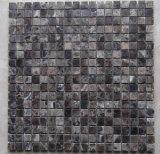 Il mosaico scuro di Emperador per il rivestimento della parete/decora le mattonelle