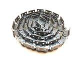 Cadena transportadora de acero al carbono con el Anexo RS160 Wa-2