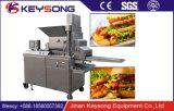Slicer horizontal da carne fresca das fatias múltiplas