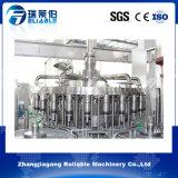 Garrafa de sumo de linha de enchimento asséptico / máquina de bebidas Automatic