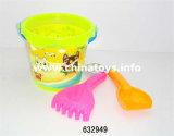 Plastiksommer-Strand-Auto-Spielzeug, Sand-Spielwaren, Kind-Spielzeug (632946)